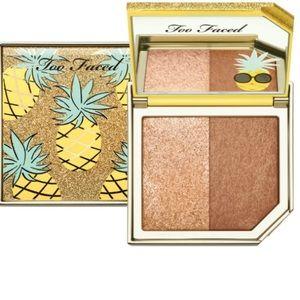 Too Faced Tutti Frutti Pineapple Paradise Bronzer
